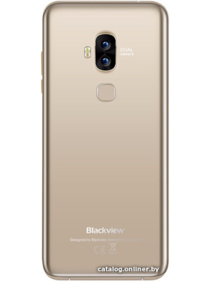 Смартфон Blackview S8 (золотистый)