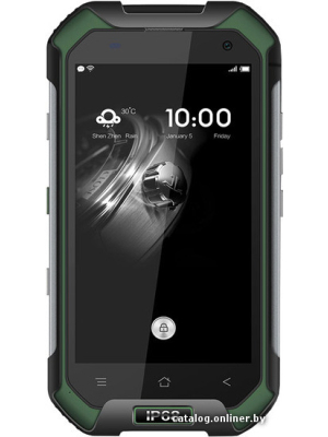 Смартфон Blackview BV6000 Army Green