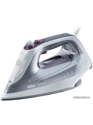 Утюг Braun TexStyle 9 SI 9187 E WH