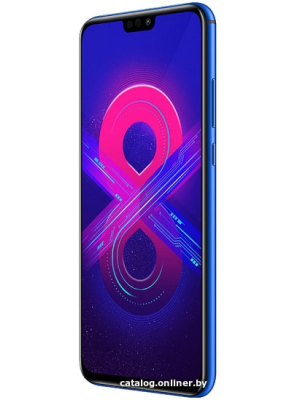 Смартфон Honor 8X 4GB/64GB JSN-L21 (синий)