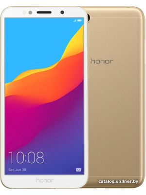 Смартфон Honor 7A DUA-L22 (золотистый)