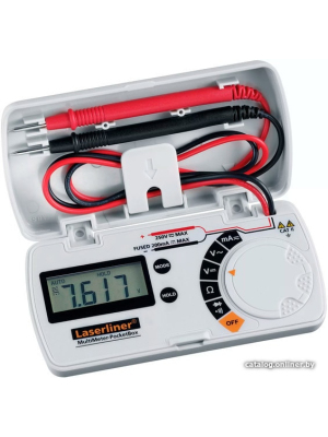 Мультиметр Laserliner MultiMeter-PocketBox
