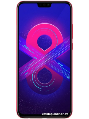 Смартфон Honor 8X 4GB/64GB JSN-L21 (красный)